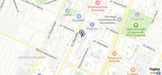 Низковольтэлектро, ООО на карте