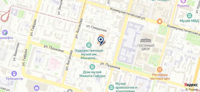 Витруви, ООО на карте
