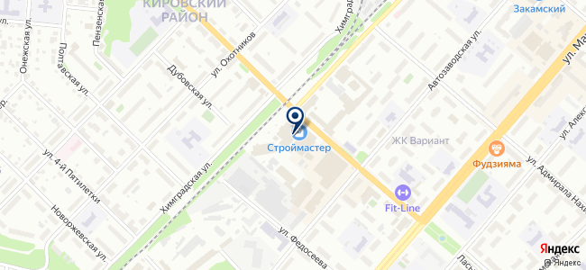 Универсал-инструмент на карте