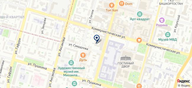 Алтайский трансформаторный завод, ОАО на карте