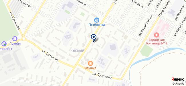 РТВ-Сервис на карте