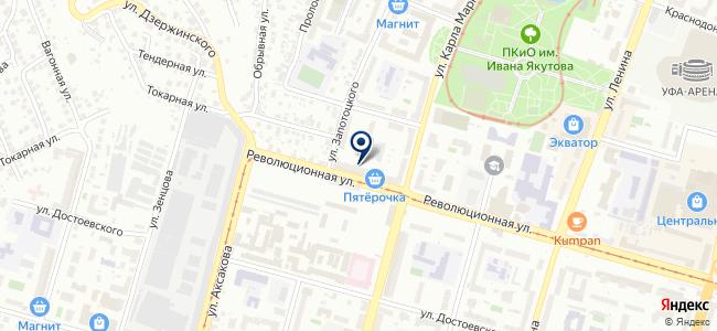 Электросетьпроект, ООО на карте