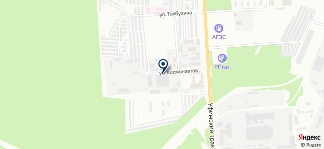 СанТехЛидер, ООО на карте