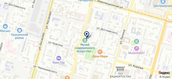 Евродизайн на карте