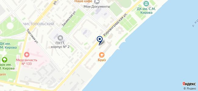 Лесан-Н на карте