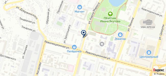 УралБашТэн, ООО на карте