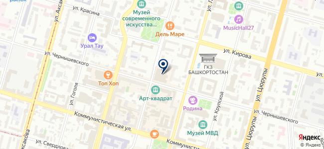Частная коллекция на карте