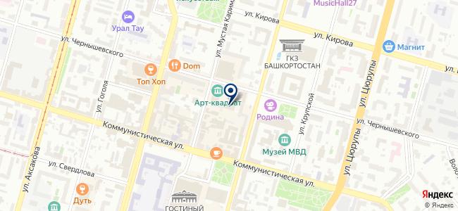 Авто УЗИ на карте