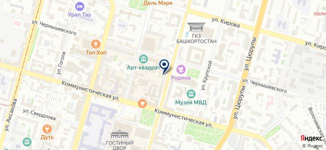 Олимп, ООО на карте