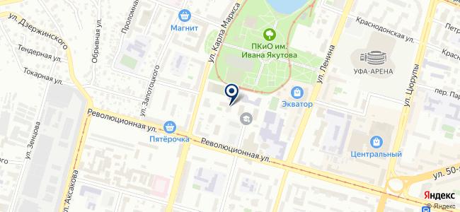 Контроль и электробезопасность, ООО на карте