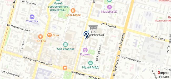 Интекс-плюс, ООО на карте