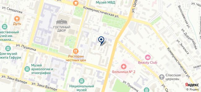 РОСЭЛЕКТРОНИКА, ООО на карте
