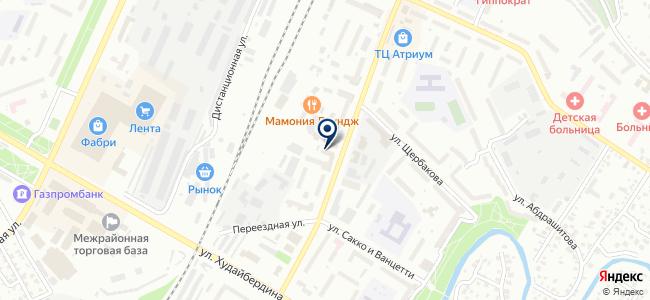 БелтасСнаб на карте