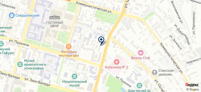 Энергодиод, ООО на карте