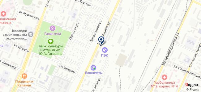ПрофитСантехСтрой, ООО на карте