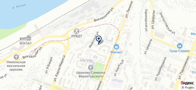 СИ, ООО на карте