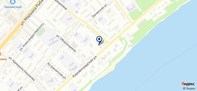КамаПромСинтез на карте