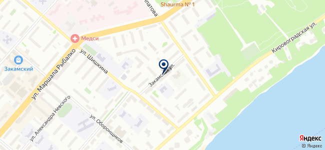 Ремстройторг, ООО на карте