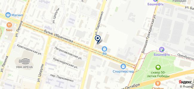 Технарь, ООО на карте