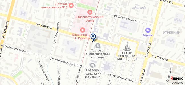 Ункомтех, ООО на карте