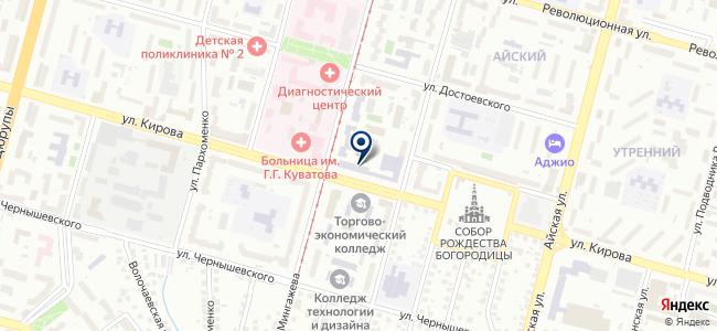 Химлабкомплект, ЗАО на карте