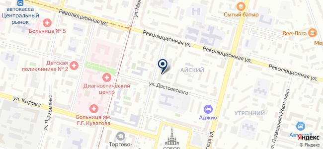 ХитЭл, ООО на карте