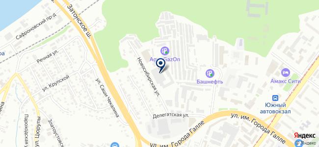 АтомЭнергоСтрой, ООО на карте