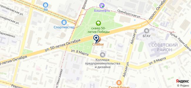 ОйлГазИнвест, ООО на карте