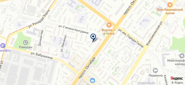 БашТулс на карте