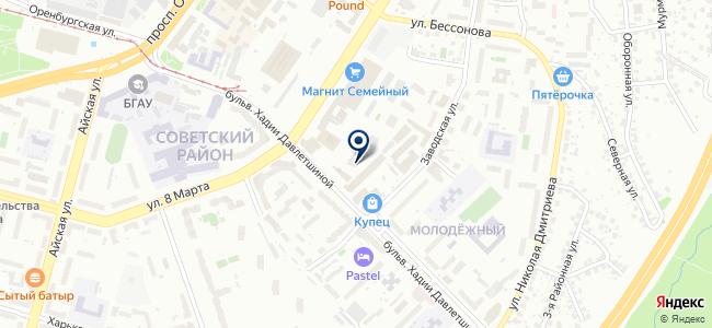 Газокомплект, ООО на карте