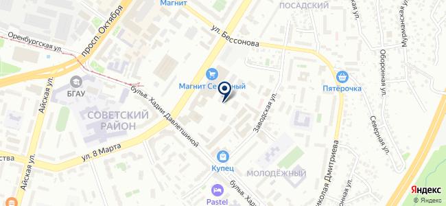 Кабель-PRO на карте