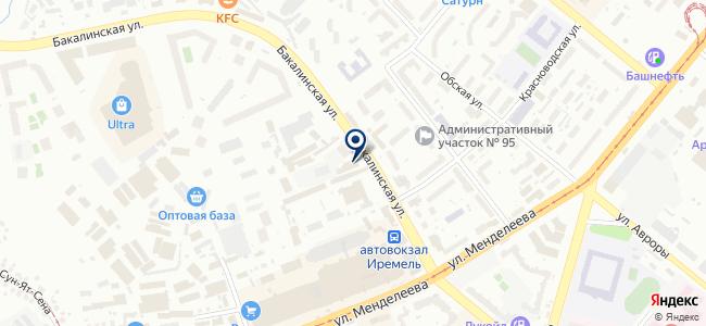 Техноторг, ООО на карте