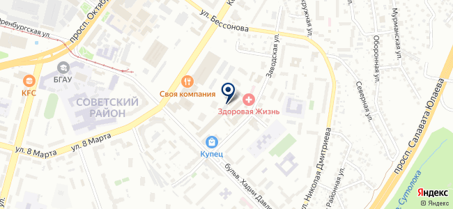 Форест+К, ООО на карте