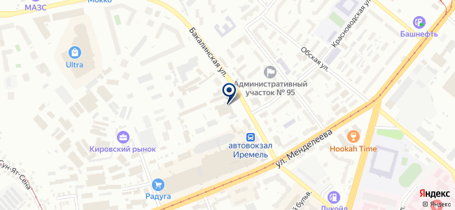 Электротехническая лаборатория, ООО на карте