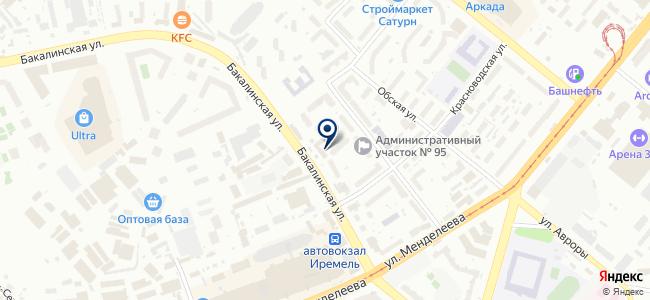 Автоинтерсервис на карте