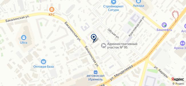 Термофит РБ, ООО на карте