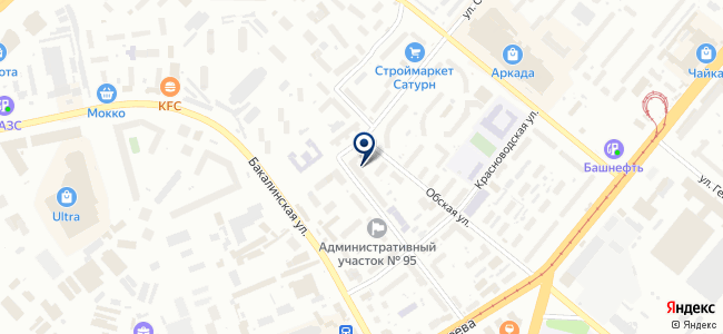 УралЭнергоСервис, ООО на карте