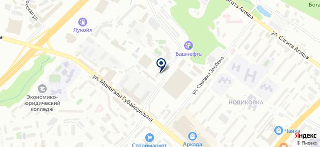 Зенон-Башкортостан, ООО на карте