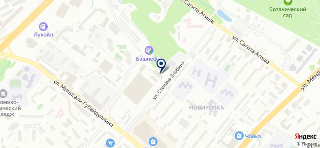 УфаЭлМоСтрой, ООО на карте