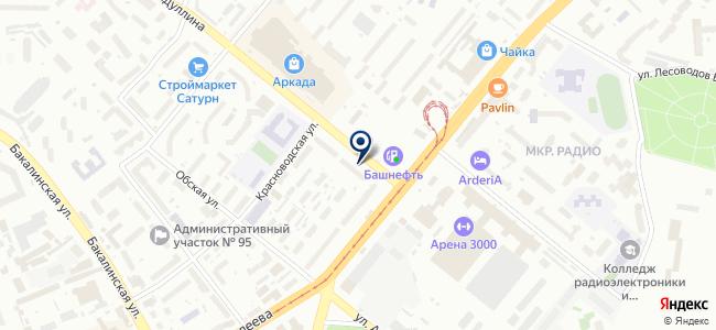 АртЛайт-Электропро на карте