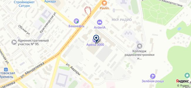 КорундХим, ООО на карте