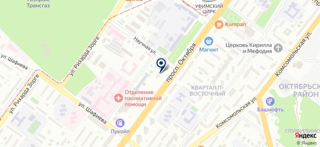 АВТ-Инжиниринг на карте