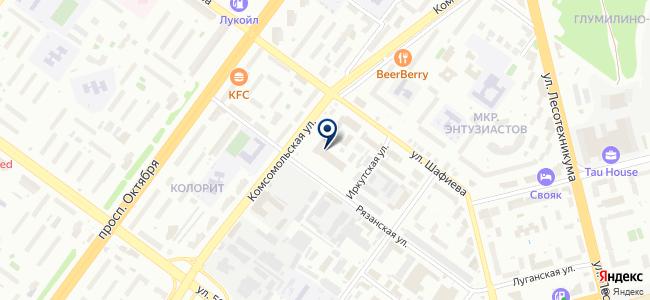 ТЕПЛОЛЮКС на карте