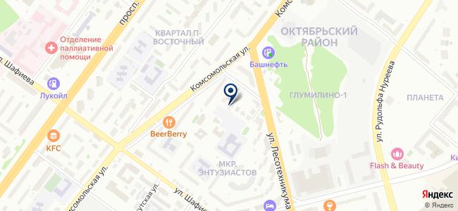 Микрон, ООО на карте