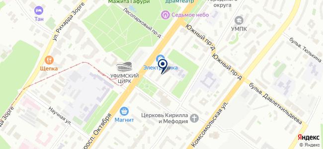 Мастер, ООО на карте