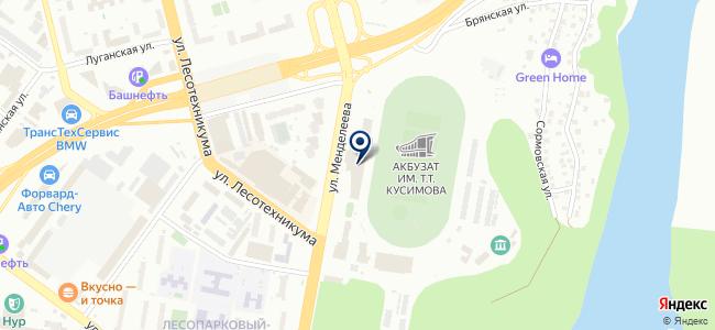 Powercom на карте