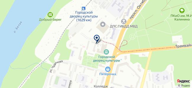 Электросервис, ООО на карте
