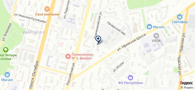 СКПнефть, ООО на карте