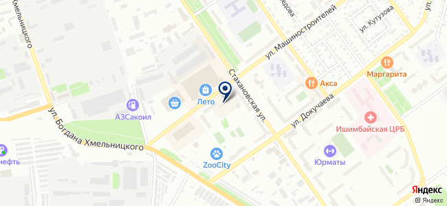 Фея-Электро на карте
