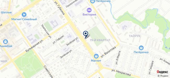 Нур-Проект, ООО на карте